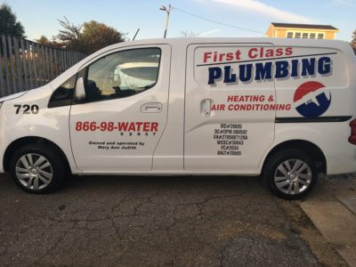 First Class Plumbing - Heating & Air Conditioning