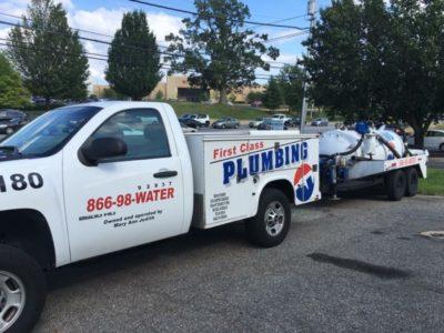 First Class Plumbing - Pumping