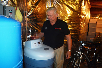 First Class Plumbing - Water Conditioning